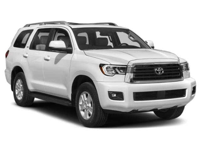2018 Toyota Sequoia Prices and Values Utility 4D Limited 2WD V8 side front view