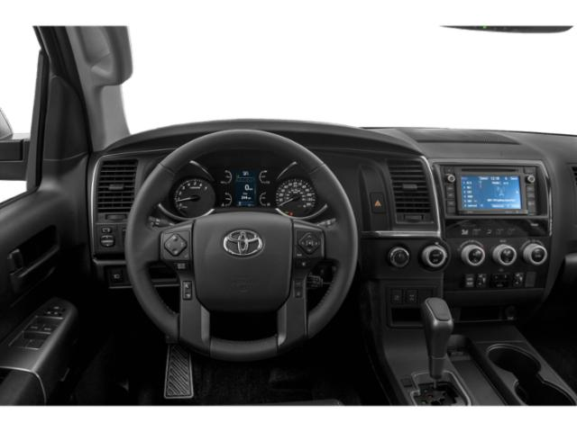 2018 Toyota Sequoia Prices and Values Utility 4D Limited 2WD V8 driver's dashboard