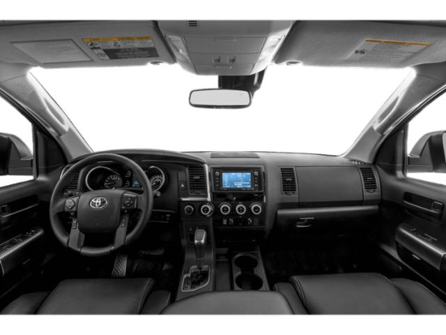 2018 Toyota Sequoia Prices and Values Utility 4D Limited 2WD V8 full dashboard