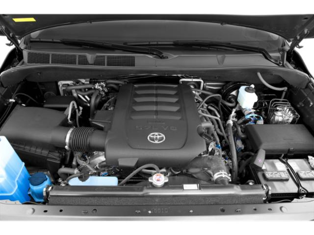 2018 Toyota Sequoia Prices and Values Utility 4D Limited 2WD V8 engine