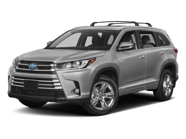 2018 Toyota Highlander Prices and Values Utility 4D LE 4WD V6 Hybrid