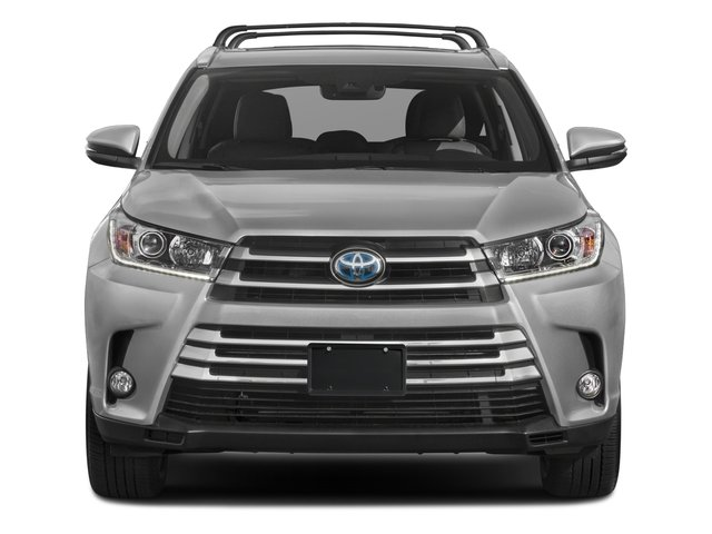 2018 Toyota Highlander Prices and Values Utility 4D LE 4WD V6 Hybrid front view