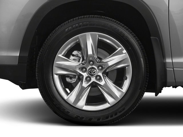 2018 Toyota Highlander Prices and Values Utility 4D LE 4WD V6 Hybrid wheel