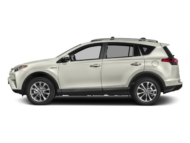 2018 Toyota RAV4 Prices and Values Utility 4D Limited AWD I4 Hybrid side view