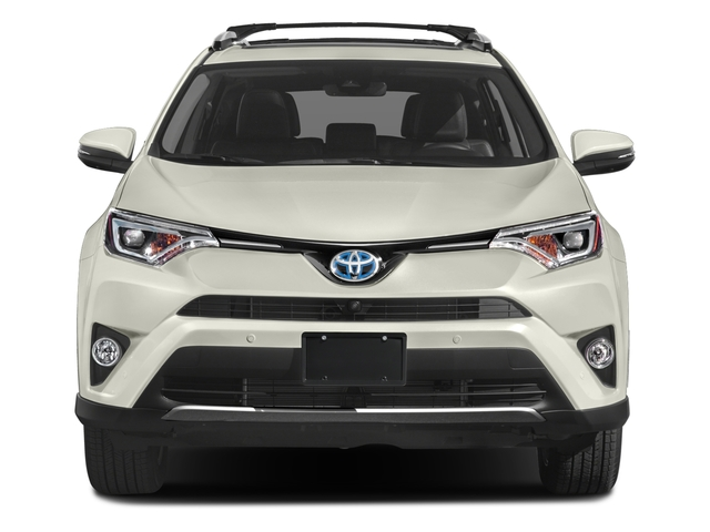 2018 Toyota RAV4 Prices and Values Utility 4D Limited AWD I4 Hybrid front view