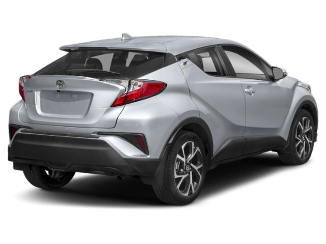 2018 Toyota C-HR Prices and Values Utility 4D XLE Premium 2WD I4 side rear view