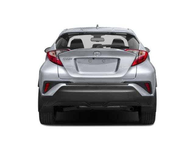 2018 Toyota C-HR Prices and Values Utility 4D XLE Premium 2WD I4 rear view