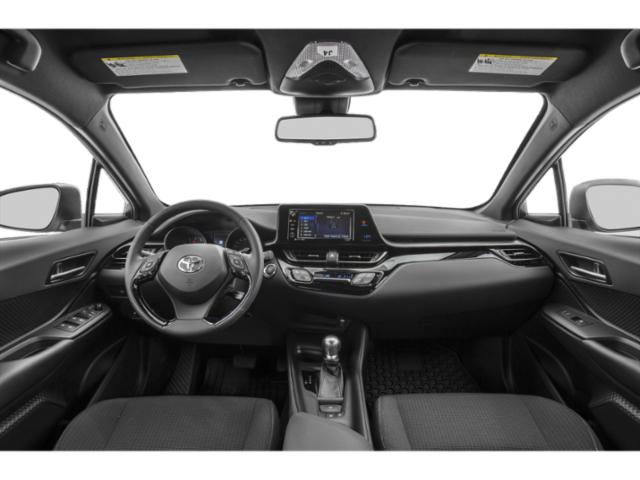 2018 Toyota C-HR Prices and Values Utility 4D XLE Premium 2WD I4 full dashboard