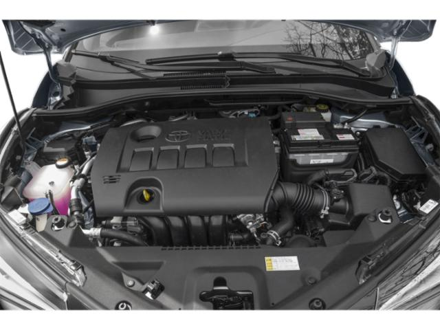2018 Toyota C-HR Prices and Values Utility 4D XLE Premium 2WD I4 engine