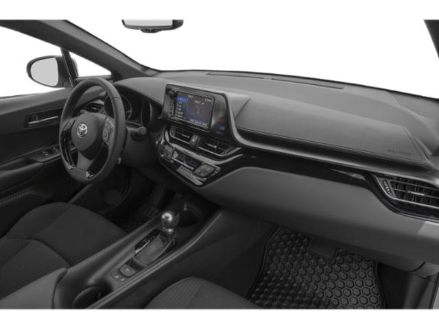 2018 Toyota C-HR Prices and Values Utility 4D XLE Premium 2WD I4 passenger's dashboard