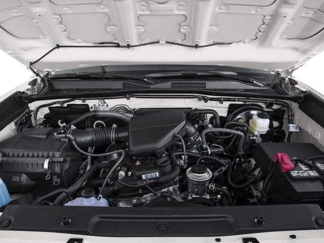 2018 Toyota Tacoma Prices and Values SR Extended Cab 4WD I4 engine