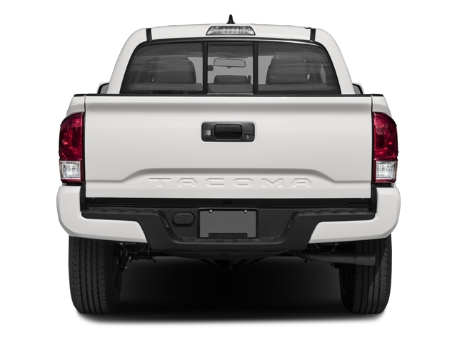 2018 Toyota Tacoma Base Price SR Double Cab 5' Bed I4 4x2 AT Pricing rear view