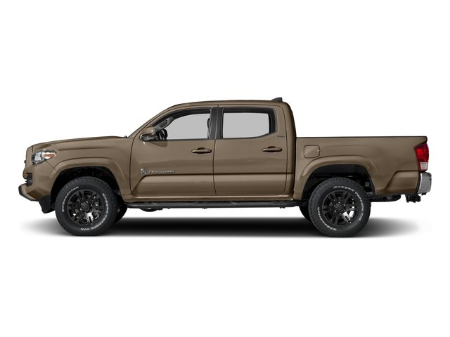 2018 Toyota Tacoma Pictures Tacoma SR5 Crew Cab 4WD V6 photos side view