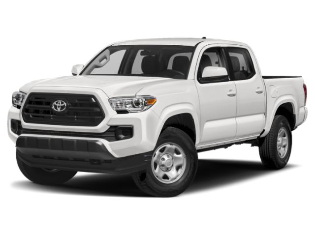 2018 Toyota Tacoma Prices and Values TRD Off-Road Crew Cab 2WD V6