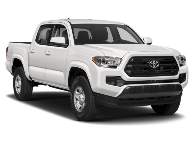 2018 Toyota Tacoma Prices and Values SR Crew Cab 2WD I4 side front view