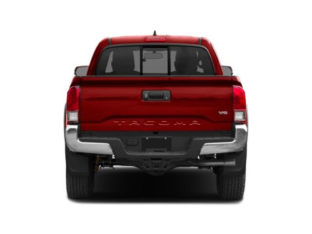2018 Toyota Tacoma Prices and Values TRD Off-Road Crew Cab 2WD V6 rear view