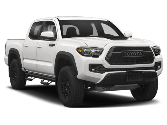 2018 Toyota Tacoma Prices and Values TRD Off-Road Crew Cab 2WD V6 side front view