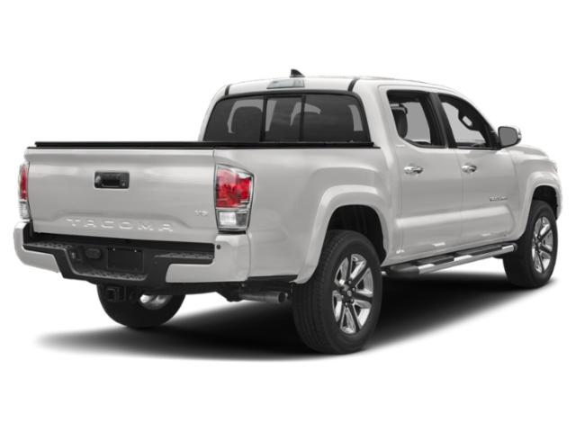 2018 Toyota Tacoma Base Price SR Double Cab 5' Bed I4 4x2 AT Pricing side rear view
