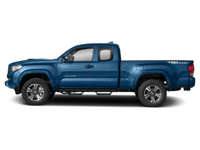 2018 Toyota Tacoma Prices and Values TRD Off-Road Crew Cab 2WD V6 side view