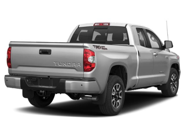 2018 Toyota Tundra 2WD Prices and Values SR Double Cab 2WD side rear view