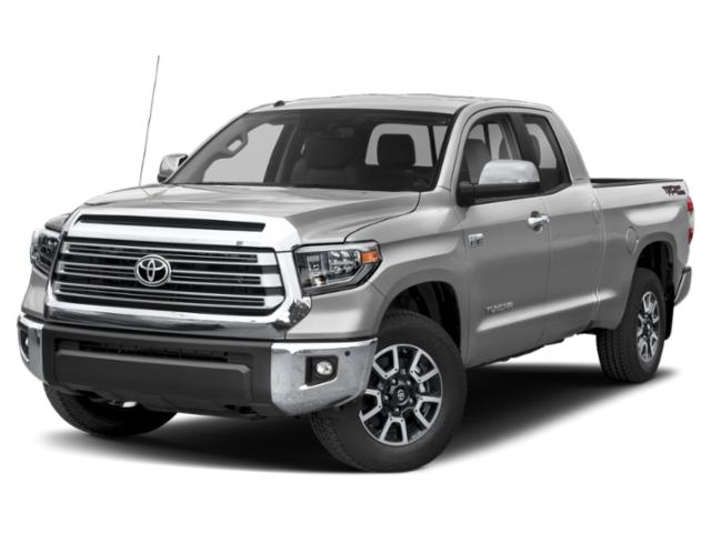 2018 Toyota Tundra 2WD Prices and Values SR Double Cab 2WD