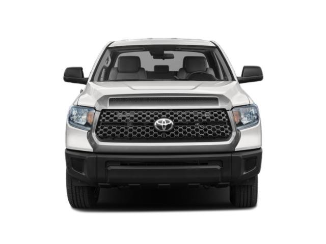 2018 Toyota Tundra 2WD Prices and Values SR Double Cab 2WD front view