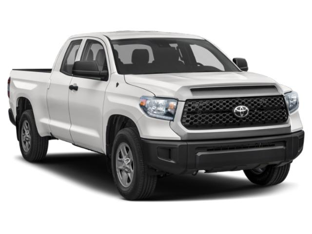 2018 Toyota Tundra 2WD Prices and Values SR Double Cab 2WD side front view