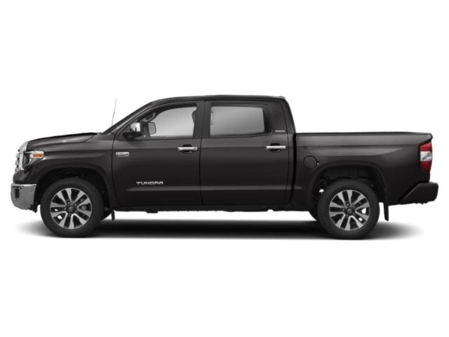 2018 Toyota Tundra 2WD Prices and Values SR Double Cab 2WD side view