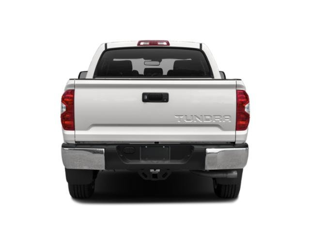 2018 Toyota Tundra 2WD Prices and Values SR Double Cab 2WD rear view