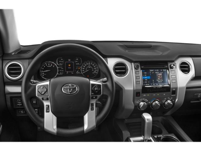 2018 Toyota Tundra 2WD Prices and Values SR Double Cab 2WD driver's dashboard