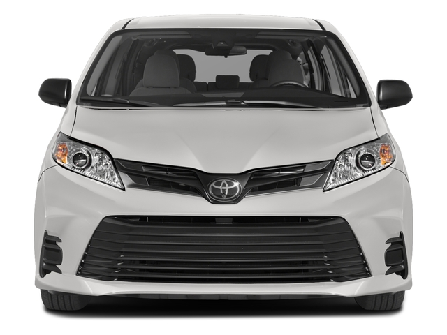 2018 Toyota Sienna Base Price Xle Fwd 8 Penger Pricing Front View
