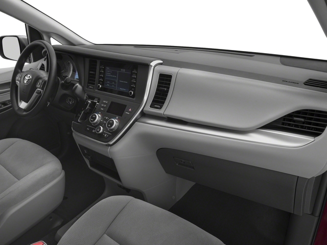 2018 Toyota Sienna Base Price Le Awd 7 Penger Pricing S Dashboard