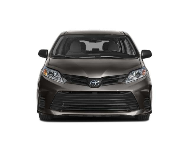 2018 Toyota Sienna Prices and Values Wagon 5D L V6 front view