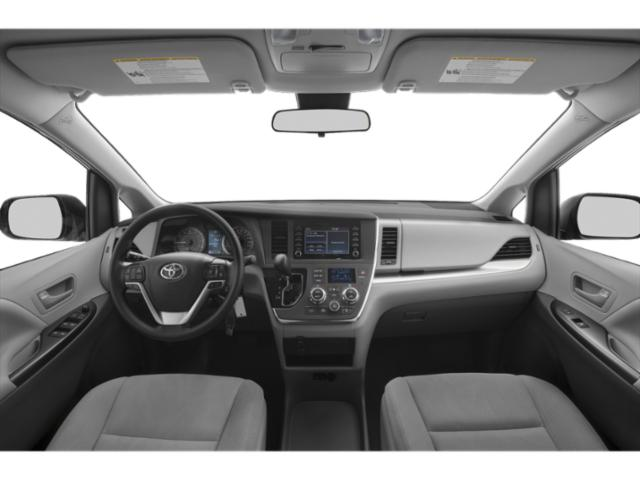 2018 Toyota Sienna Prices and Values Wagon 5D L V6 full dashboard