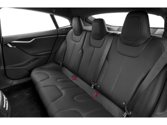 2018 Tesla Motors Model S Pictures Model S Sed 4D D Performance 100 kWh AWD photos backseat interior