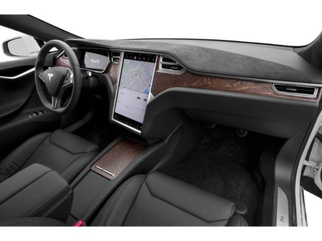 2018 Tesla Motors Model S Pictures Model S Sedan 4D D 100 kWh AWD photos passenger's dashboard