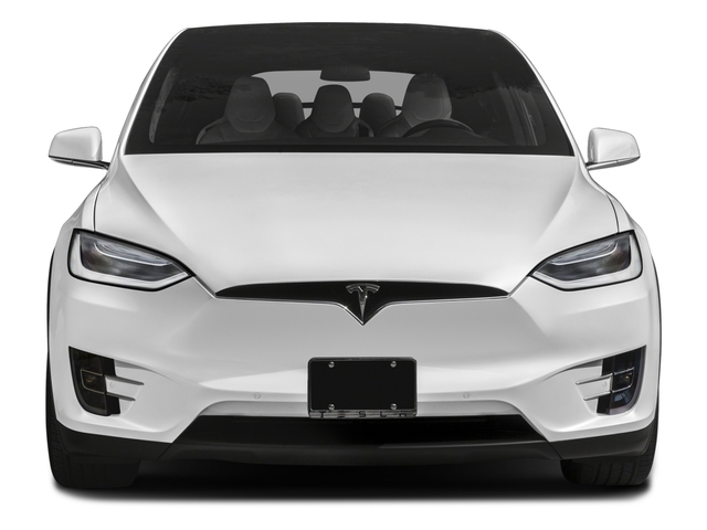 2018 Tesla Motors Model X Base Price P100D AWD Pricing front view