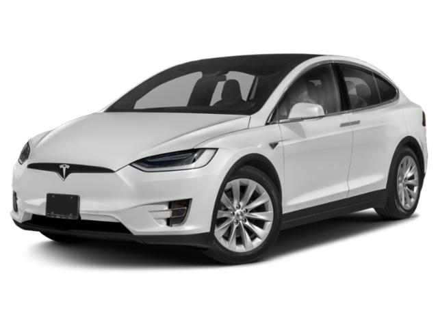 2018 Tesla Motors Model X Pictures Model X Utility 4D D Performance 100 kWh AWD photos side front view