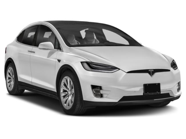 2018 Tesla Motors Model X Base Price P100D AWD Pricing side front view