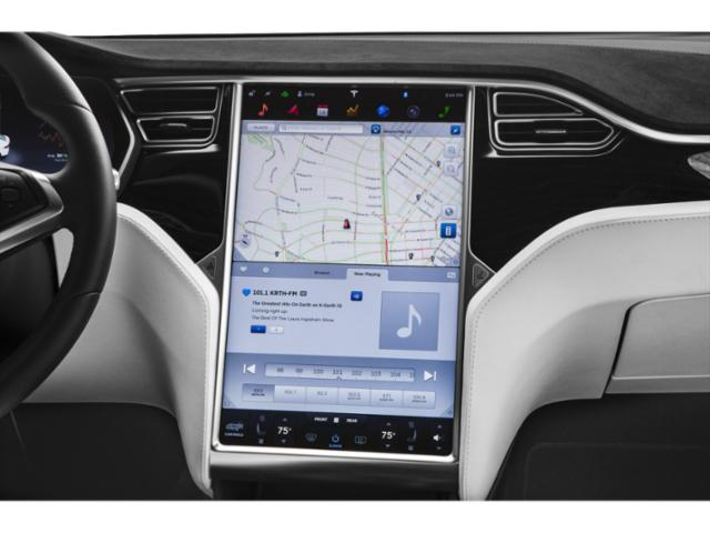 2018 Tesla Motors Model X Pictures Model X Utility 4D D Performance 100 kWh AWD photos stereo system