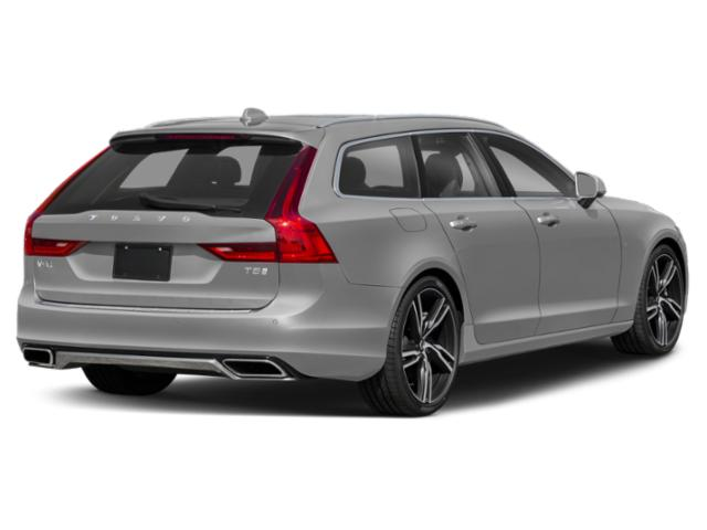 2018 Volvo V90 Pictures V90 Wagon 4D T5 R-DesignTurbo photos side rear view