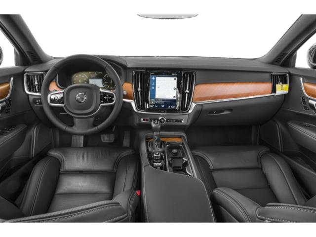 2018 Volvo V90 Pictures V90 Wagon 4D T5 R-DesignTurbo photos full dashboard