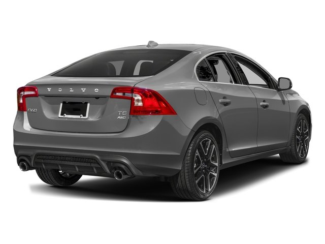 2018 Volvo S60 Prices and Values Sedan 4D Dynamic T5 AWD side rear view
