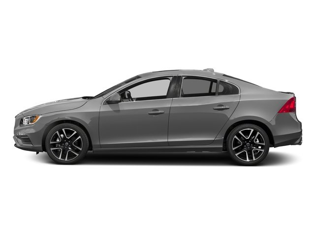2018 Volvo S60 Prices and Values Sedan 4D Dynamic T5 AWD side view