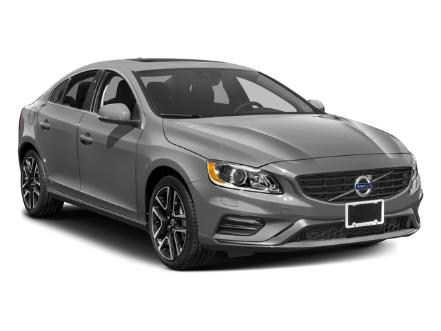 2018 Volvo S60 Prices and Values Sedan 4D Dynamic T5 AWD side front view