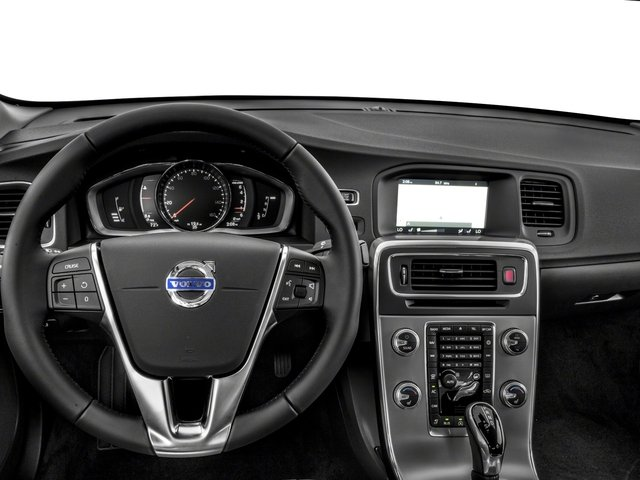 2018 Volvo S60 Prices and Values Sedan 4D Dynamic T5 AWD driver's dashboard