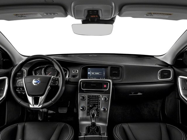 2018 Volvo S60 Prices and Values Sedan 4D Dynamic T5 AWD full dashboard