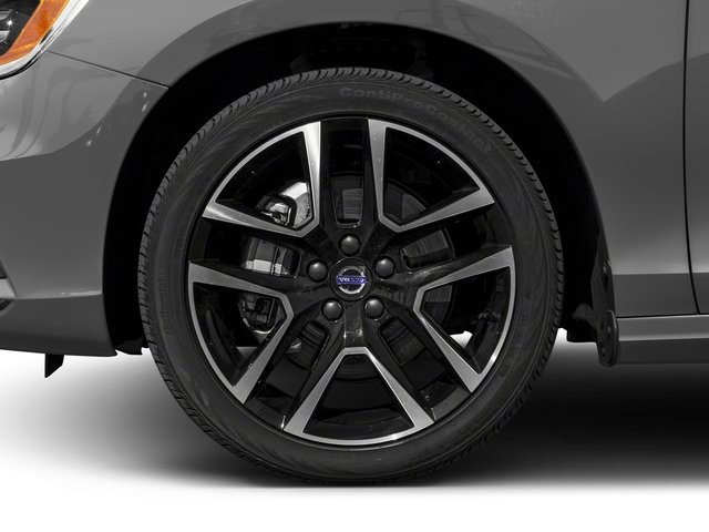 2018 Volvo S60 Prices and Values Sedan 4D Dynamic T5 AWD wheel