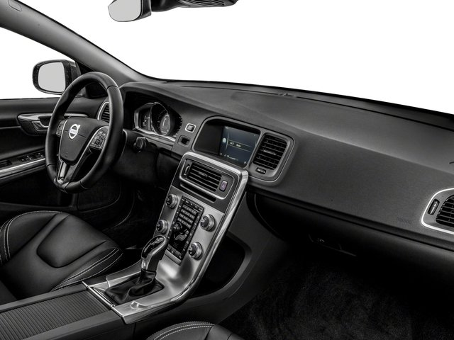 2018 Volvo S60 Prices and Values Sedan 4D Dynamic T5 AWD passenger's dashboard