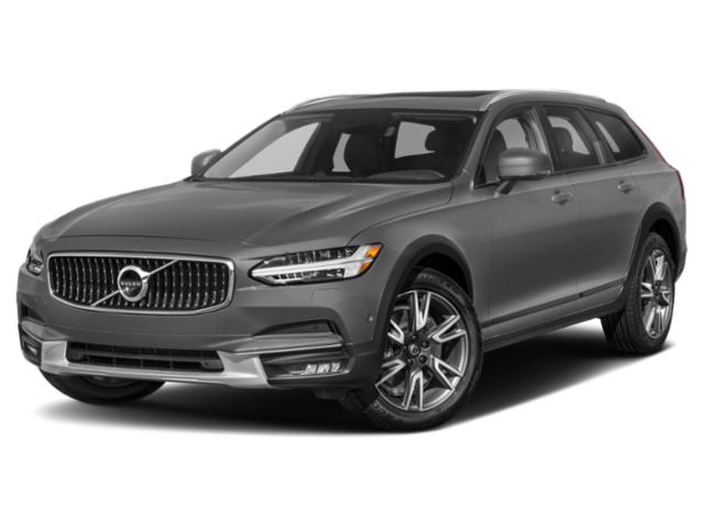 2018 Volvo V90 Cross Country Pictures V90 Cross Country Wagon 4D T5 AWD I4 Turbo photos side front view